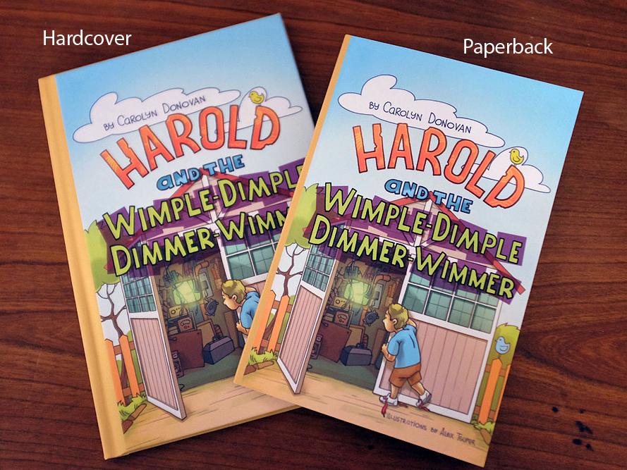 Harold two ways