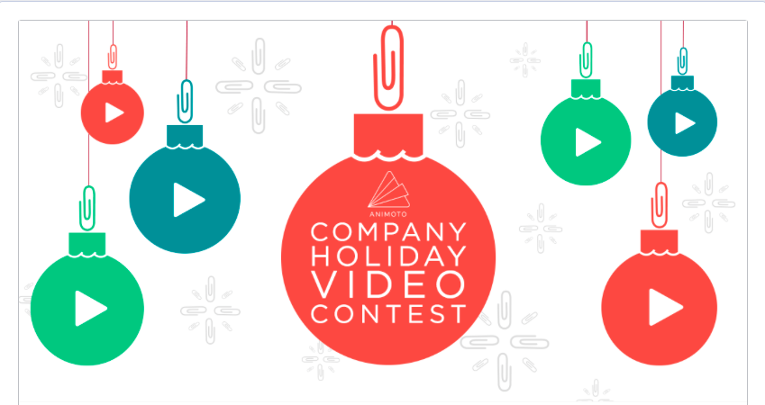 Animoto Video Contest